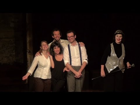 Casino, spectacle d'improvisation théâtrale joué le 20 juin 2012