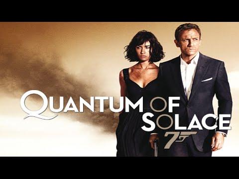 James Bond 007 Quantum of Solace Pelicula Completa - Cinemáticas del juego en ESPAÑOL (Daniel Craig)
