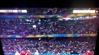 Julian Green goal vs Belgium