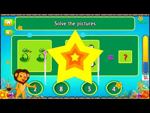 Kids Math Buddy 2 - Fun Educational Game - Android/iOS