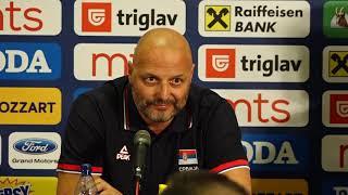 Selektor Aleksandar Đorđević Pred Početak Priprema za Mundobasket   SPORT KLUB Košarka