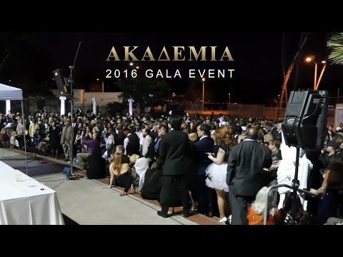 The Akademia 2016 Gala Short Video