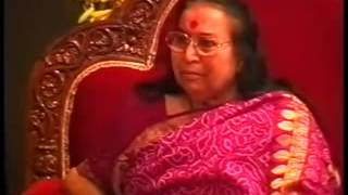 Dr Arun Apte Abi Gulal (Jai Mataji Shri Mataji) 75th Birthday 1998 New Delhi Sahaja Yoga Meditation