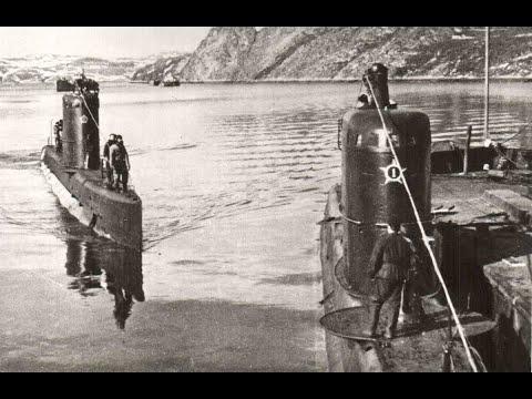 История боевых действий Советских подводных лодок на Ладожском озере во время Второй мировой войны
