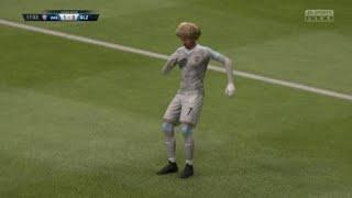FIFA 19 pro clubs 3 quick goals w/ Pong