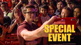 Spider Man Far From Home Pan Asian Media Summit Fan Event (201…