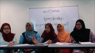 English forum (healthy lifestyle)