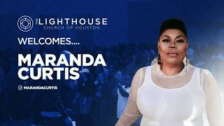 Maranda Curtis Worship Live  At Light House