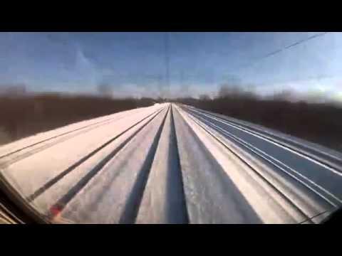 От Санкт-Петербурга до Москвы за 40 минут