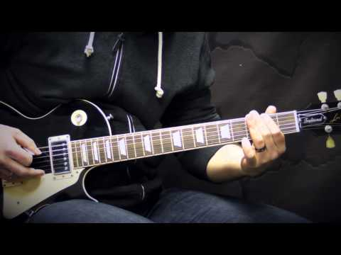 Gary Moore - Walking By Myself - Guitar Cover