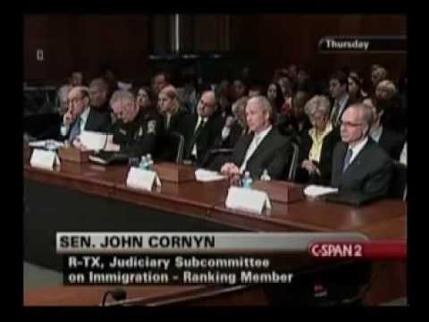 Is Illegal Immigration Good or Bad for the Economy? Alan Greenspan on Economics (2009)