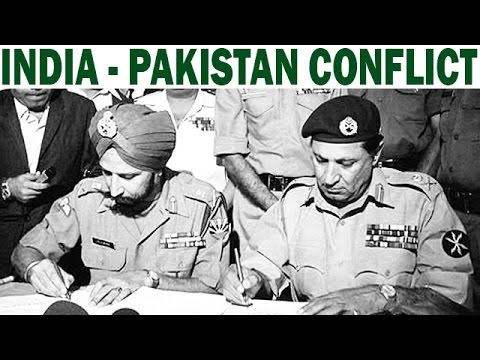 Timeline: India-Pakistan relations