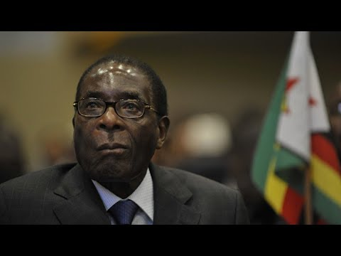 Mugabe, China and the US - What is Next for Zimbabwe?