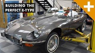 Jaguar E-Type Restomod : Classic Car To Modern Masterpiece - Carfection + thumbnail