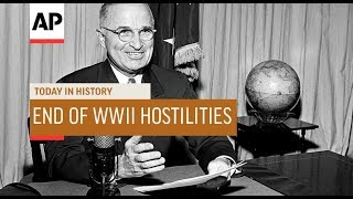 End of WWII Hostilities - 1946 | Today In History | 31 Dec 18