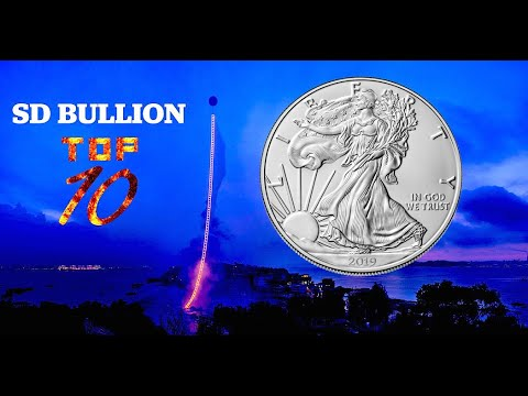 TOP 10 Bullion Products - Silver Eagle Coins | SD Bullion