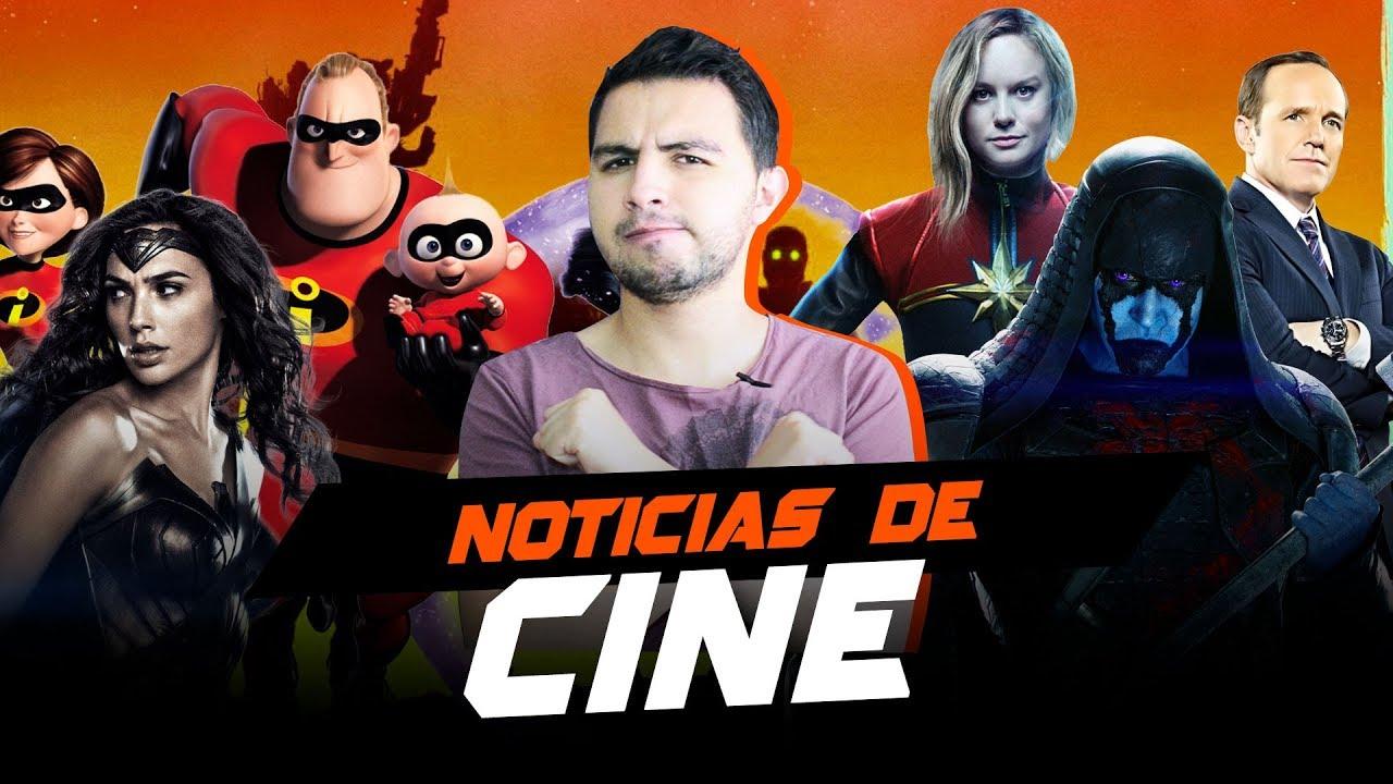 Regresa Coulson En Capitana Marvel, X-men