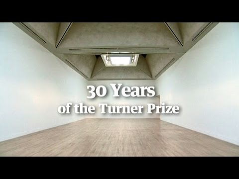 For Guardian - 30 Years of the Turner Prize