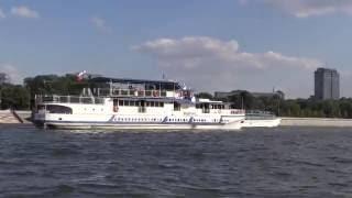Пароходы быстрые, пароходы белые... (песня из фильма И снова Анискин)
