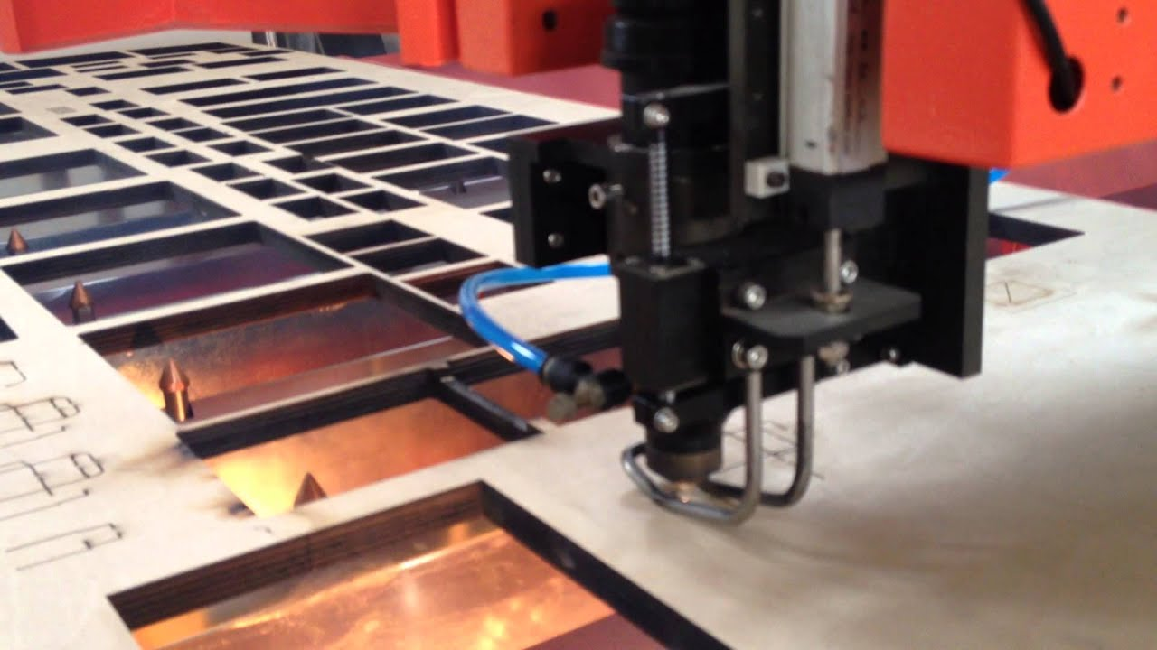 Plywood Cutting Machine ~ Kaitian laser die board cutting machine mm