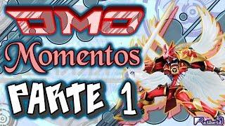 Digimon Masters Online Momentos Parte 1: ¡Inicia la leyenda!