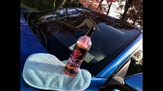 Auto Fanatic's 007 Gloss Enhancer Best Drying Aid TIPS