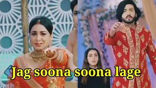 Jag soona soona lage full song | Kundali bhagya Popular sad song | Karan and Preeta