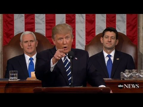 President Trump Full Speech to Congress | ABC News