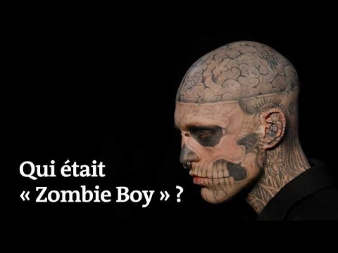 Qui Etait Zombie Boy Youtube