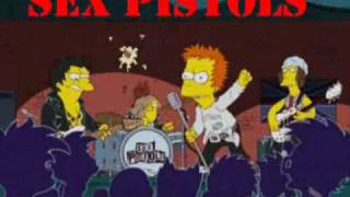 Sex Pistols Anarchy In The UK