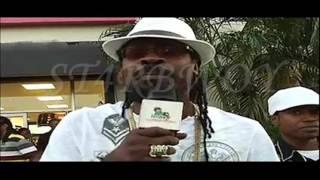 BEENIE MAN - CAAN BAIT ME UP - TRUE FRENZ RIDDIM - SMARTKID RECORDS - APRIL 2012