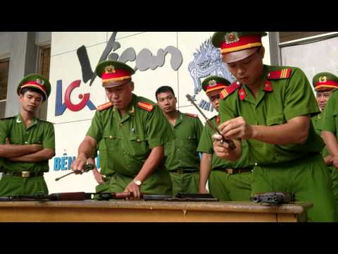 Tháo lắp súng AK47
