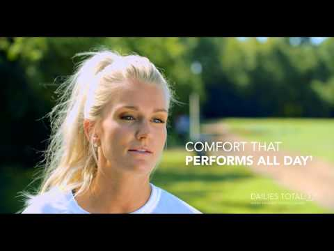 Pro Soccer Player Kaylyn Kyle On Contact Lens Comfort And DAILIES TOTAL1®