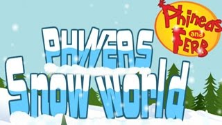 Phineas Snow World Walkthrough