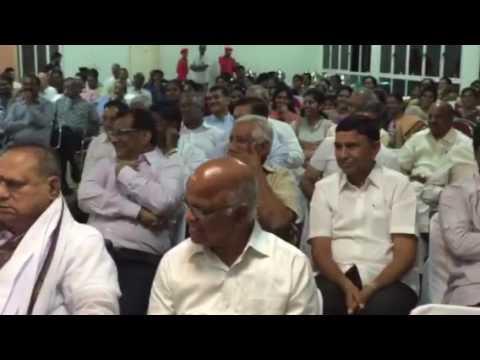 Dr Shobha Raju's address in Kshatriya Raju's Meet