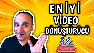 TÜM VİDEO FORMATLARINI MP4 'E ÇEVİRMEK (ONLİNE PROGRAMSIZ VE PRATİK)