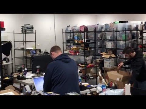 Warehouse Goals Part 1 w/ Source It Up (30k eBay/Amazon Seller Frank A)