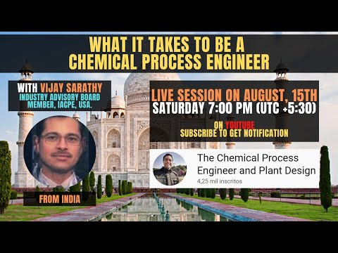 What It Takes To Be A Chemical Process Engineer