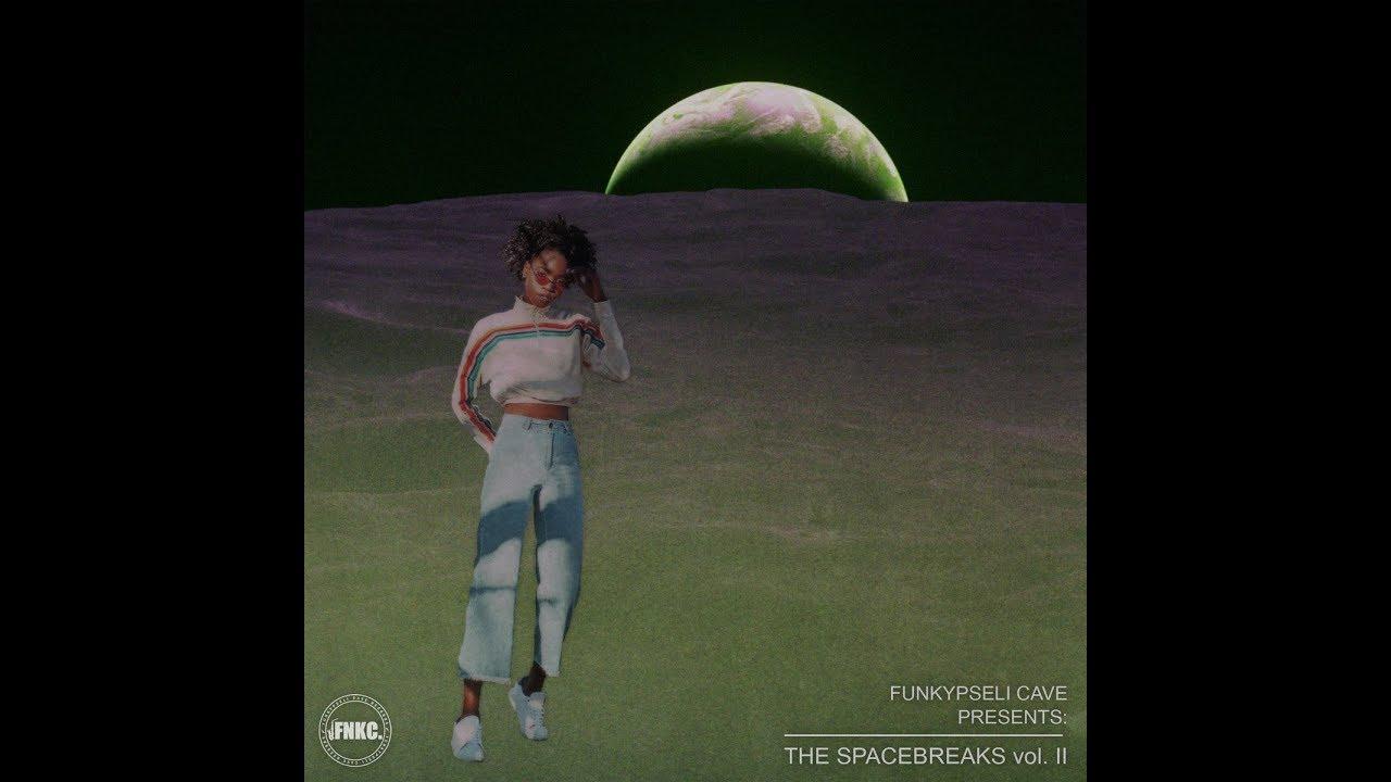 The Spacebreaks Vol  1-2 [Full BeatTape]
