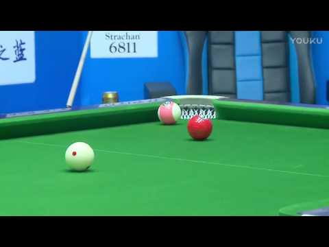 Cheng Xi VS David Payet (REU) - World Chinese 8 Ball Masters