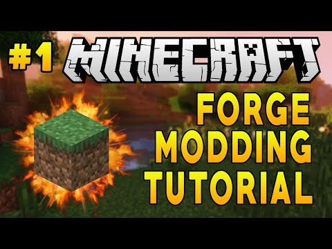 Minecraft 1.15.2: Modding Tutorial - Workspace Setup (#1)