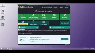 AVG Internet Security 2014 test and review