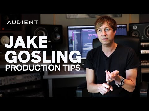 Production Tips with Jake Gosling (Ed Sheeran, Shawn Mendes, One Direction)