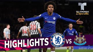 Chelsea vs. Newcastle: 2-1 Goals & Highlights   Premier League   Telemundo Deportes