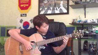 (I Get Knocked Down) Tubthumping - Chumbawamba - Fingerstyle Acoustic Guitar