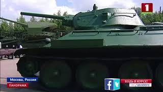 75 лет битве на Курской дуге. Панорама
