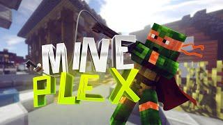 Mineplex Gladiators: Alt  Account PvP + Funny Hacker