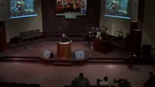 Rev. Peter Murdock - Effective Ministry, Eph 6:10-11 - Sept. 13, 2015 (Sun. P.M.)