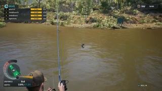 Euro Fishing gameplay/tournements