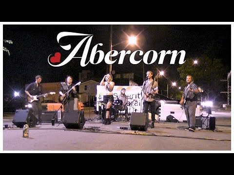 Only a Girl - Abercorn LIVE at Mosey Down Main Street